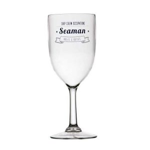 MB wijnglas Party Seaman