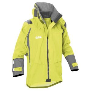 Slam Force 9 Jacket Lime