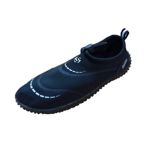 Swarm zwemschoenen zwart
