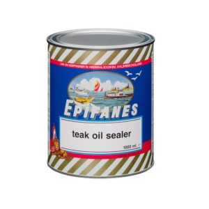 Epifanes Teak Oil Sealer 1000ml