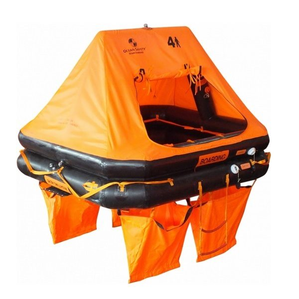 Ocean Safety Ocean Standard Reddingsvlot 4p