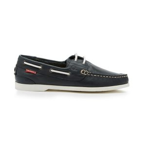 Chatham Willow bootschoen navy