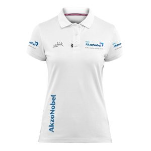 Zhik Team AkzoNobel polo women