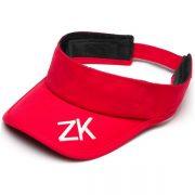 Zhik sailing visor 200 rood