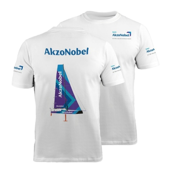 Zhik Team AkzoNobel T-Shirt Men