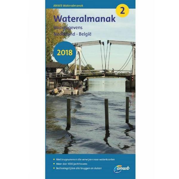 ANWB Wateralmanak 2 2018