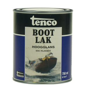Tenco Bootlak Kleur Hoogglans
