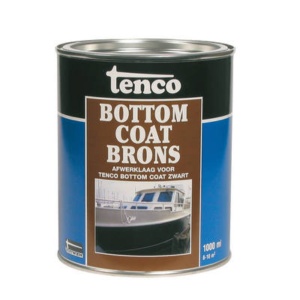 Tenco Bottomcoat Brons