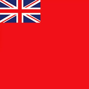 engelse vlag red ensign
