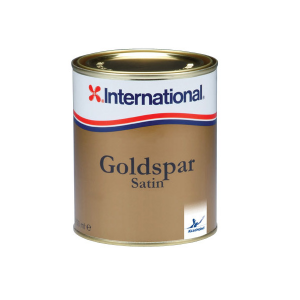 International Goldspar Satin PU Vernis