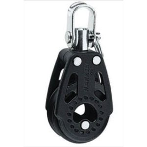 Harken HK340 Enkel Carbo Blok Met Swivel 29mm