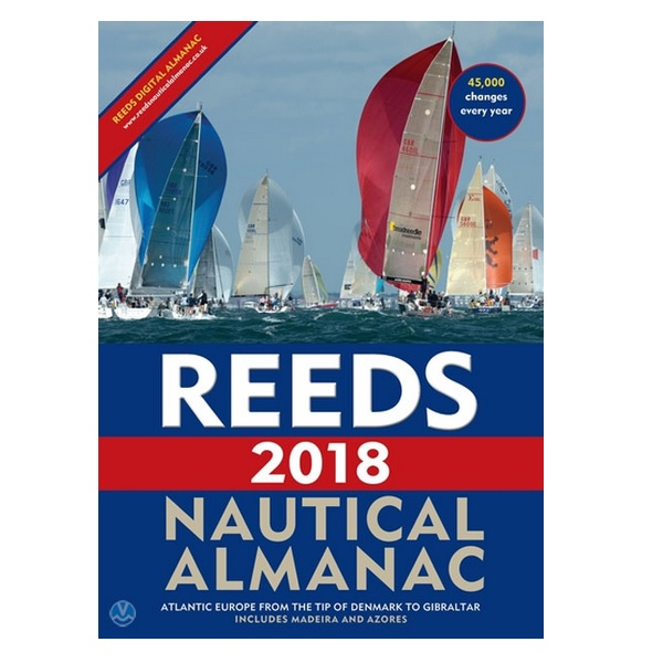 Boek Reeds Nautical Almanac 2018