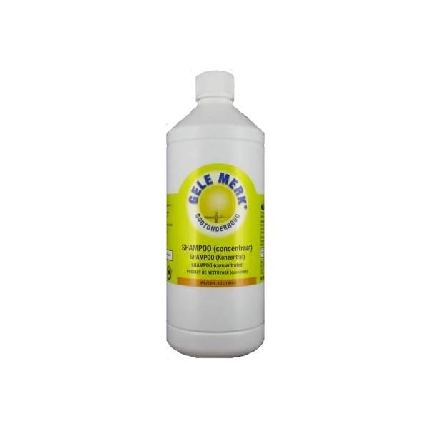 Gele Merk geconcentreerde shampoo
