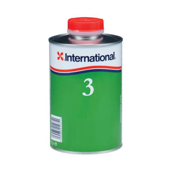 International Thinner Nummer 3