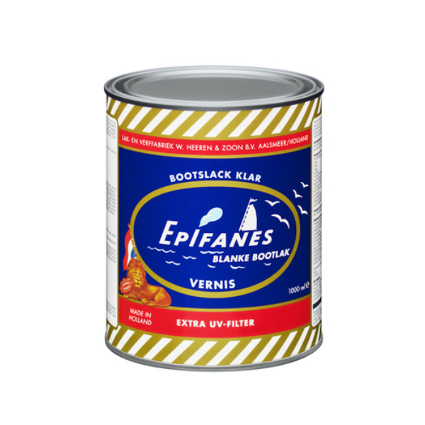 Epifanes Bootlak Vernis met extra UV filter